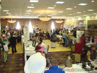 Dealers' Room and Artists' Alley