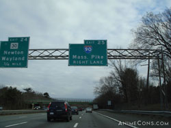 Just a quick trip down the Mass Pike...