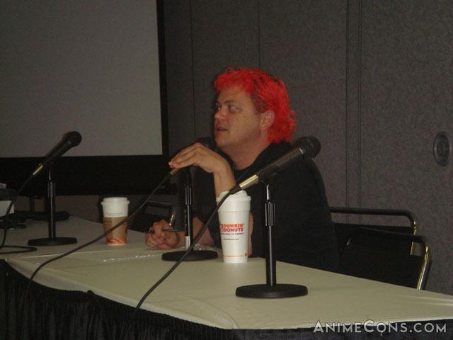 Greg Ayres talks about fansubs