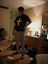 Scott as Kazu from Digimon Tamers