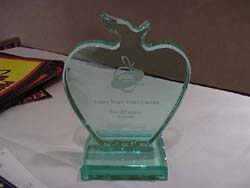 """The Anime Music Video Contest award for """"Best of Category - Comedy"""""""
