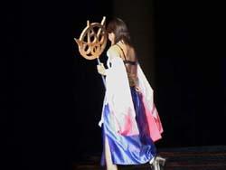 Yuna of Final Fantasy X