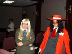 Characters from Hellsing