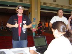Sketch claims the first Anime Boston 2007 pre-registration