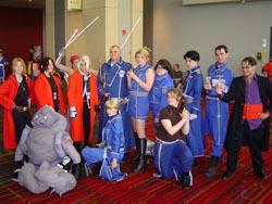 Fullmetal Alchemist...with plushie Al!