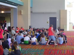 Duck Duck Goose...the latest northeast con fad