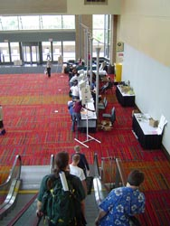 The Registration area