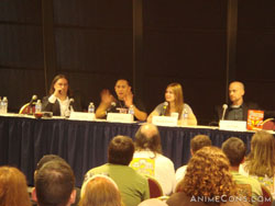 Veronica Belmont and others discuss podcasting