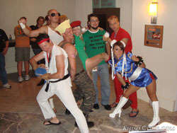 <i>Street Fighter</i>