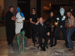 Various mutants from <i>X-Men</i>