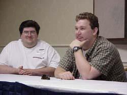 Chris and Mike share a humorous anecdote