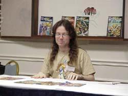 John Barrett, artist