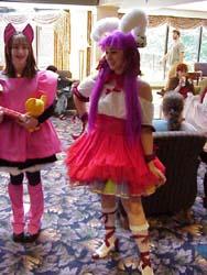 Card Captor Sakura and Rabi En Rose