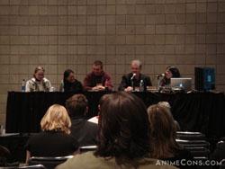 Yen Press industry panel