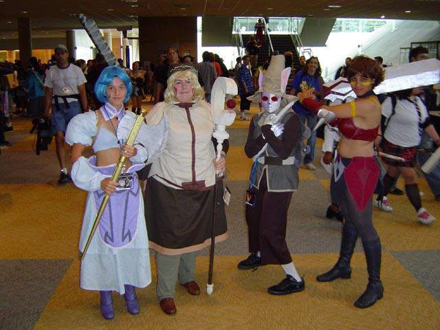 AnimeCons com: Photo Gallery
