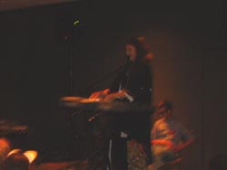 Lisa Furukawa Ray performs