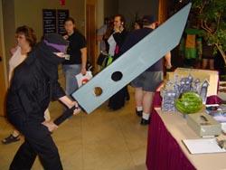 Ninja vs Watermelon