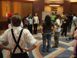 Mock Combat for Cosplay