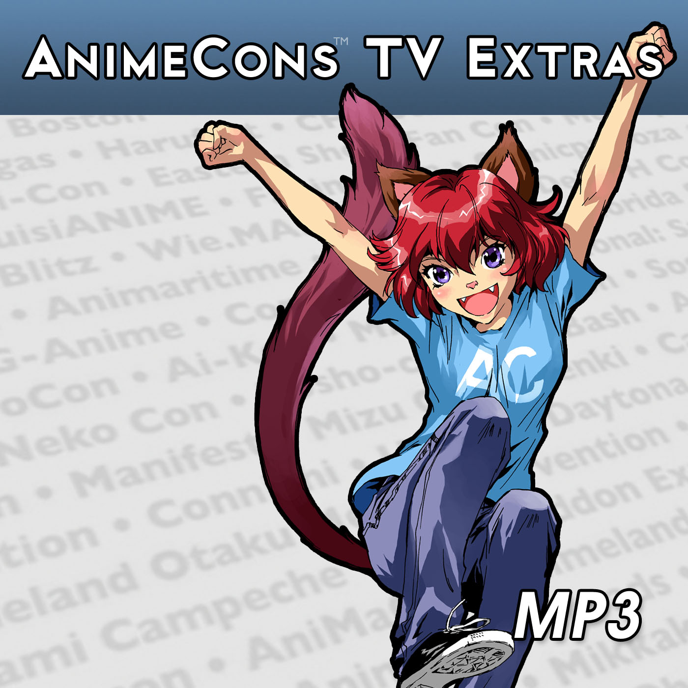 AnimeCons TV Extras (MP3)