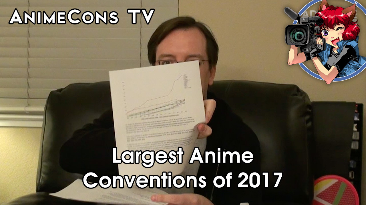 AnimeCons TV - Largest Anime Conventions of 2017