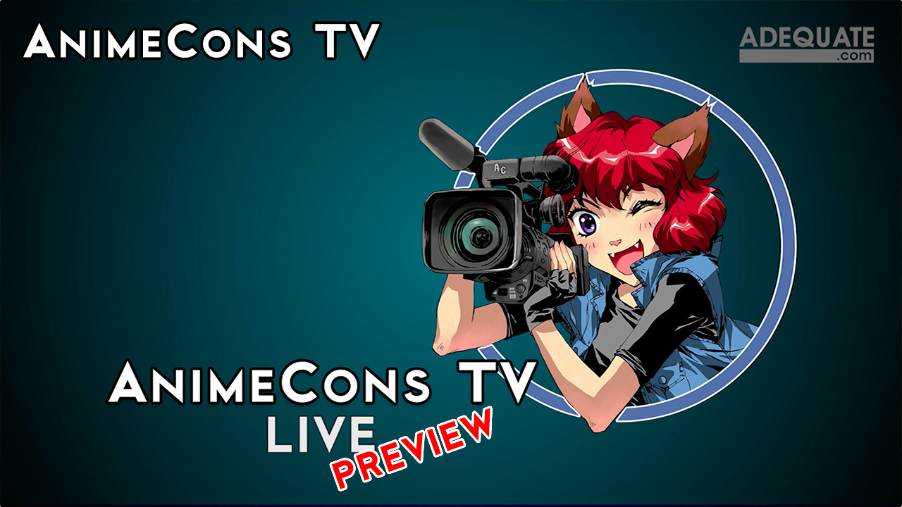 AnimeCons TV - Join Our Live Panel at AnimeNEXT