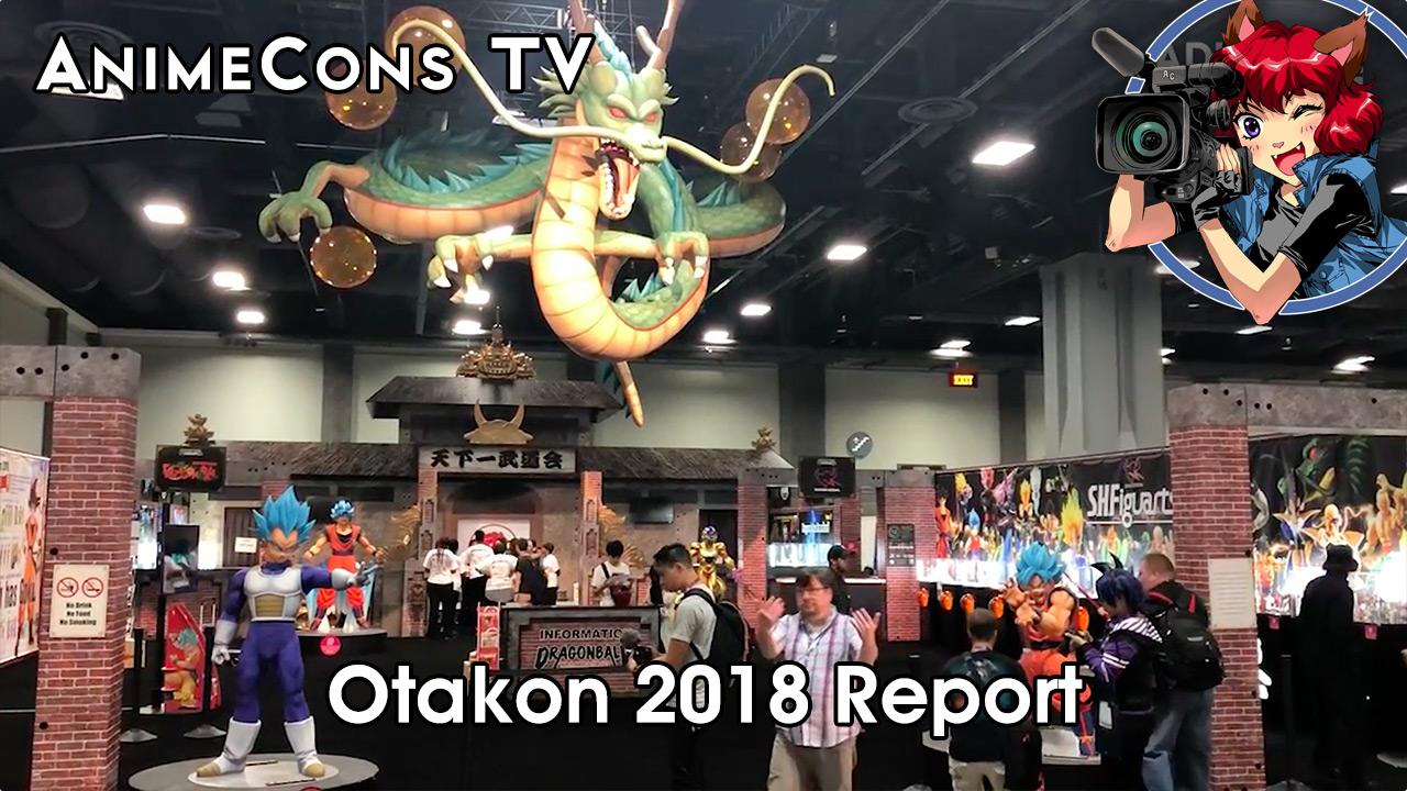 AnimeCons TV - Otakon 2018 Report