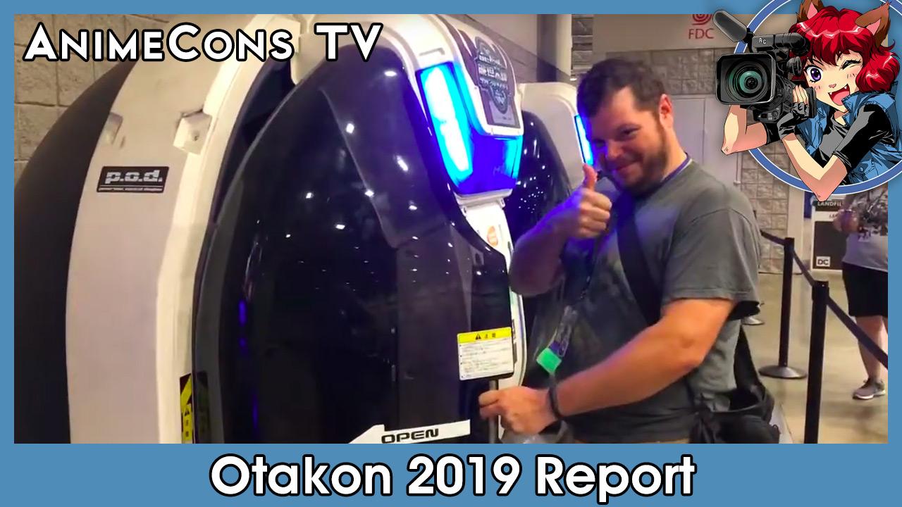 AnimeCons TV - Otakon 2019 Report