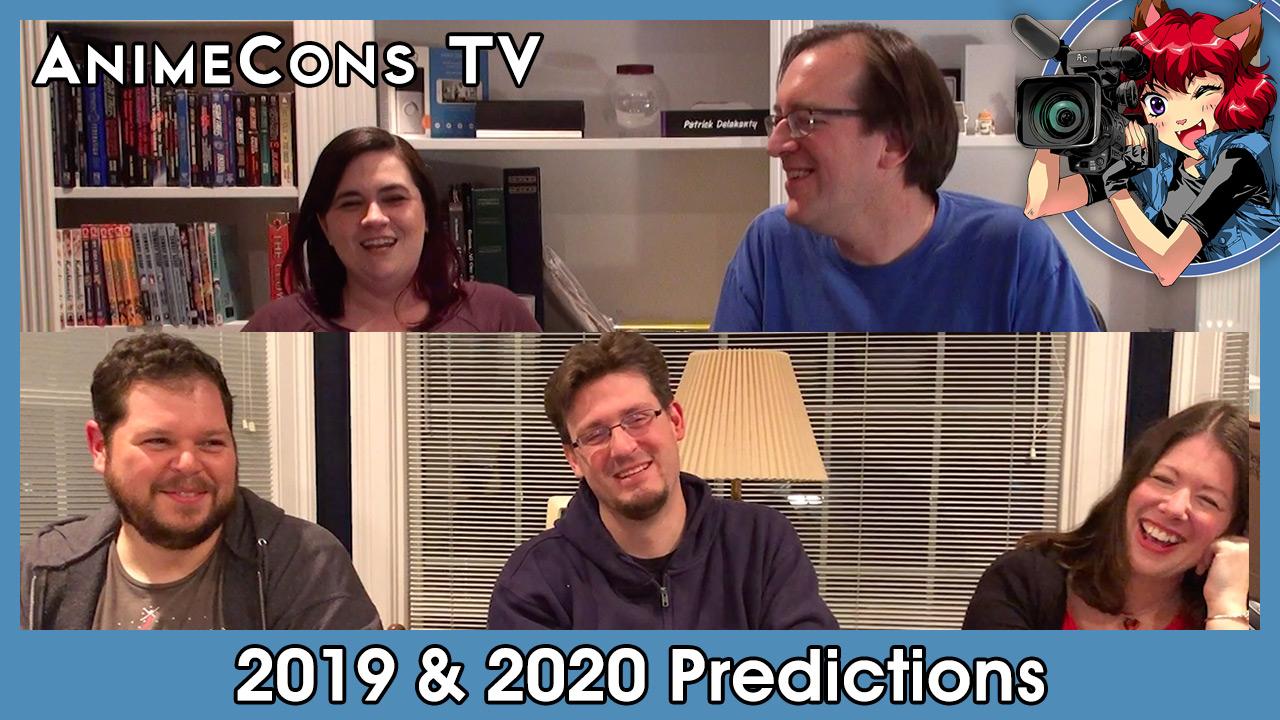 2019 & 2020 Predictions