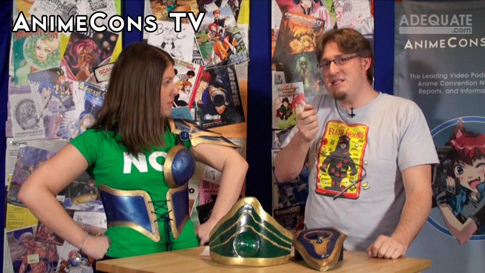 AnimeCons TV - Prop Talk with Worbla