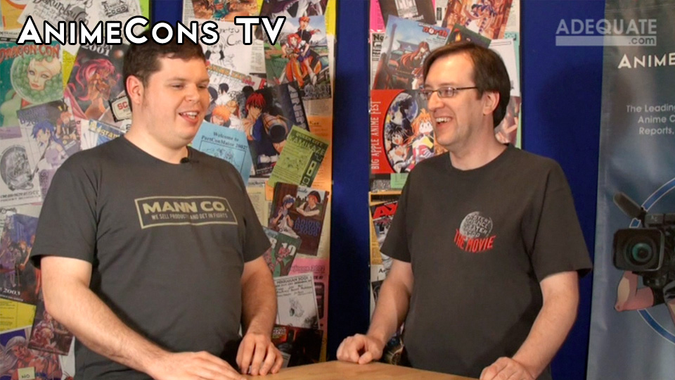 AnimeCons TV - Funimation Goes After A Con With Bootlegs