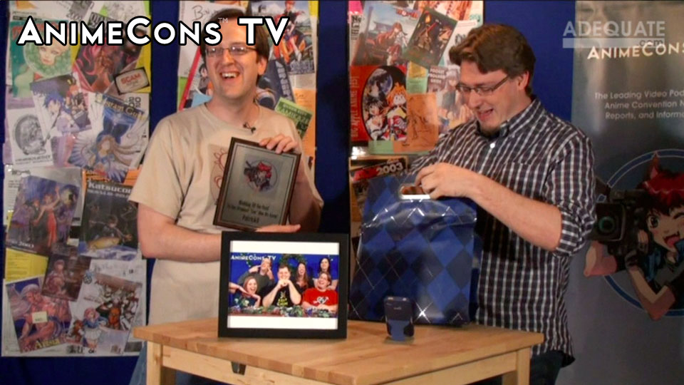 AnimeCons TV - April 2013 Feedback