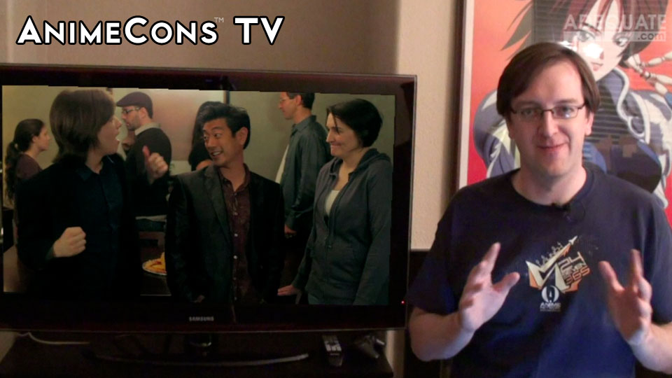 AnimeCons TV - Conventions in TV and Movies
