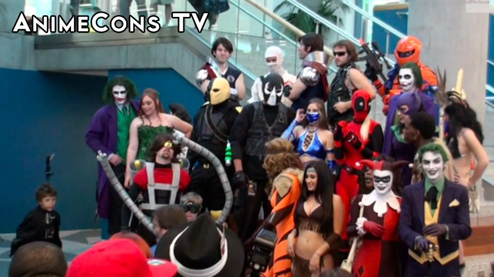 AnimeCons TV - Big Wow ComicFest 2013 Report