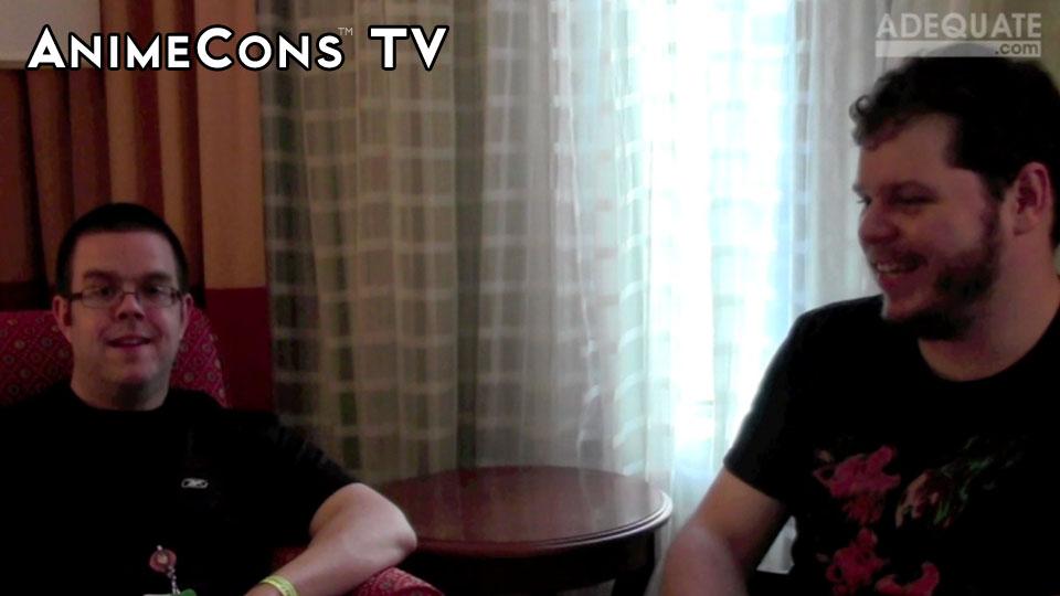 AnimeCons TV - PortConMaine 2013 Report