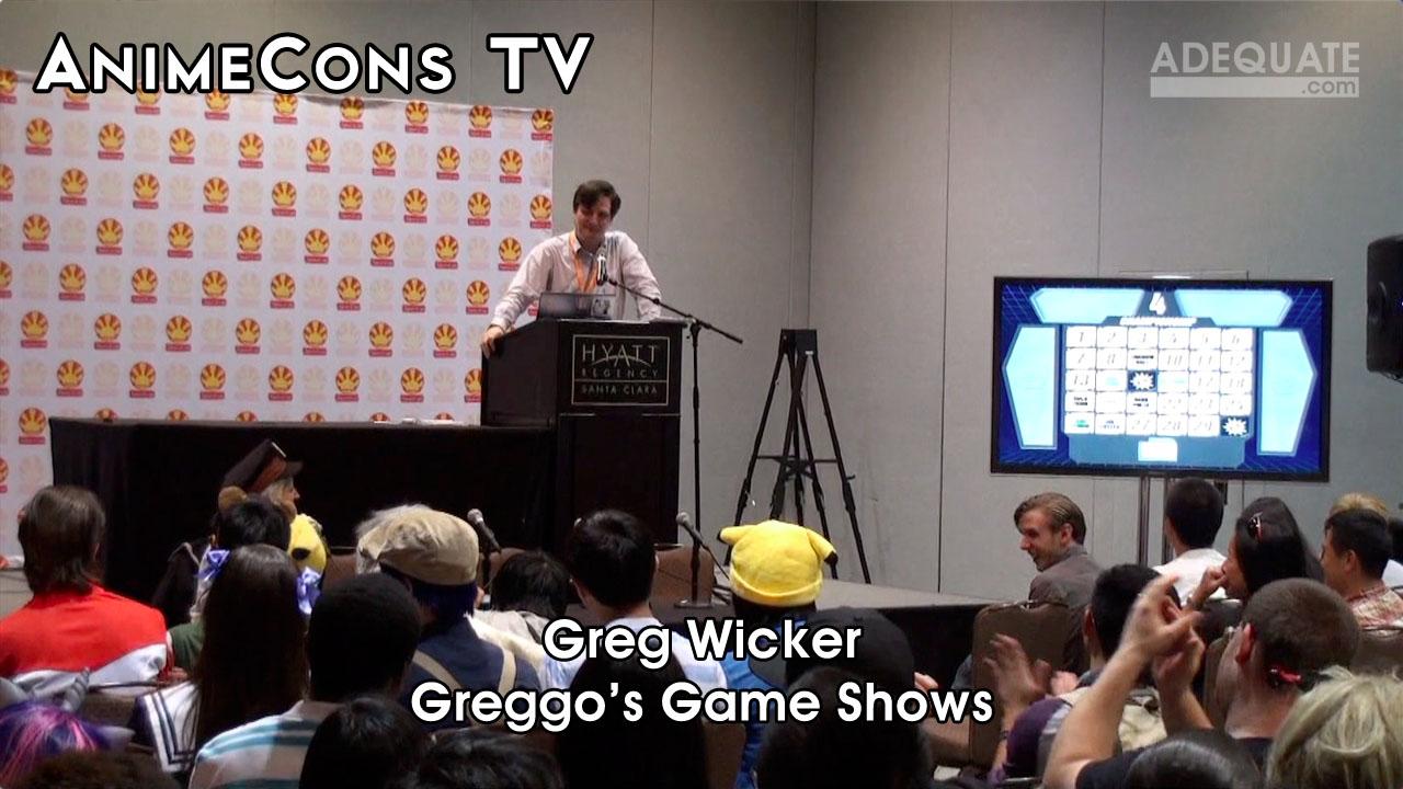 AnimeCons TV - Greg Wicker Interview