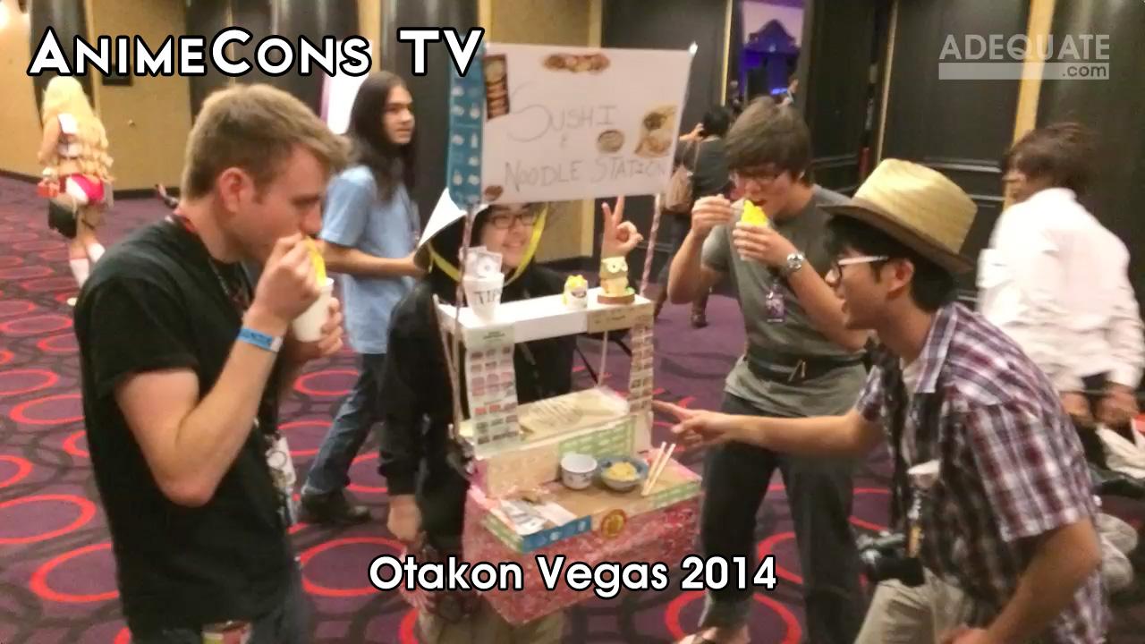AnimeCons TV - Otakon Vegas 2014 Report