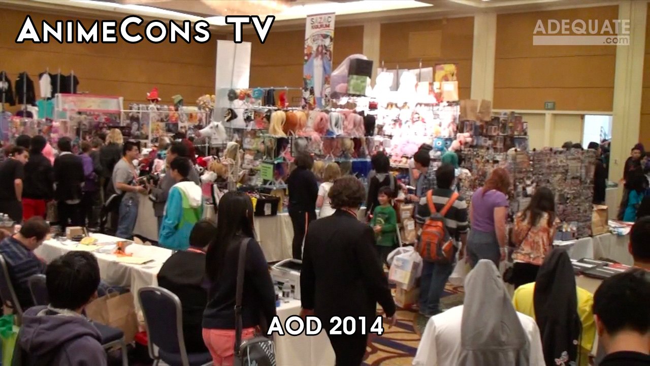 AnimeCons TV - AOD 2014 Report