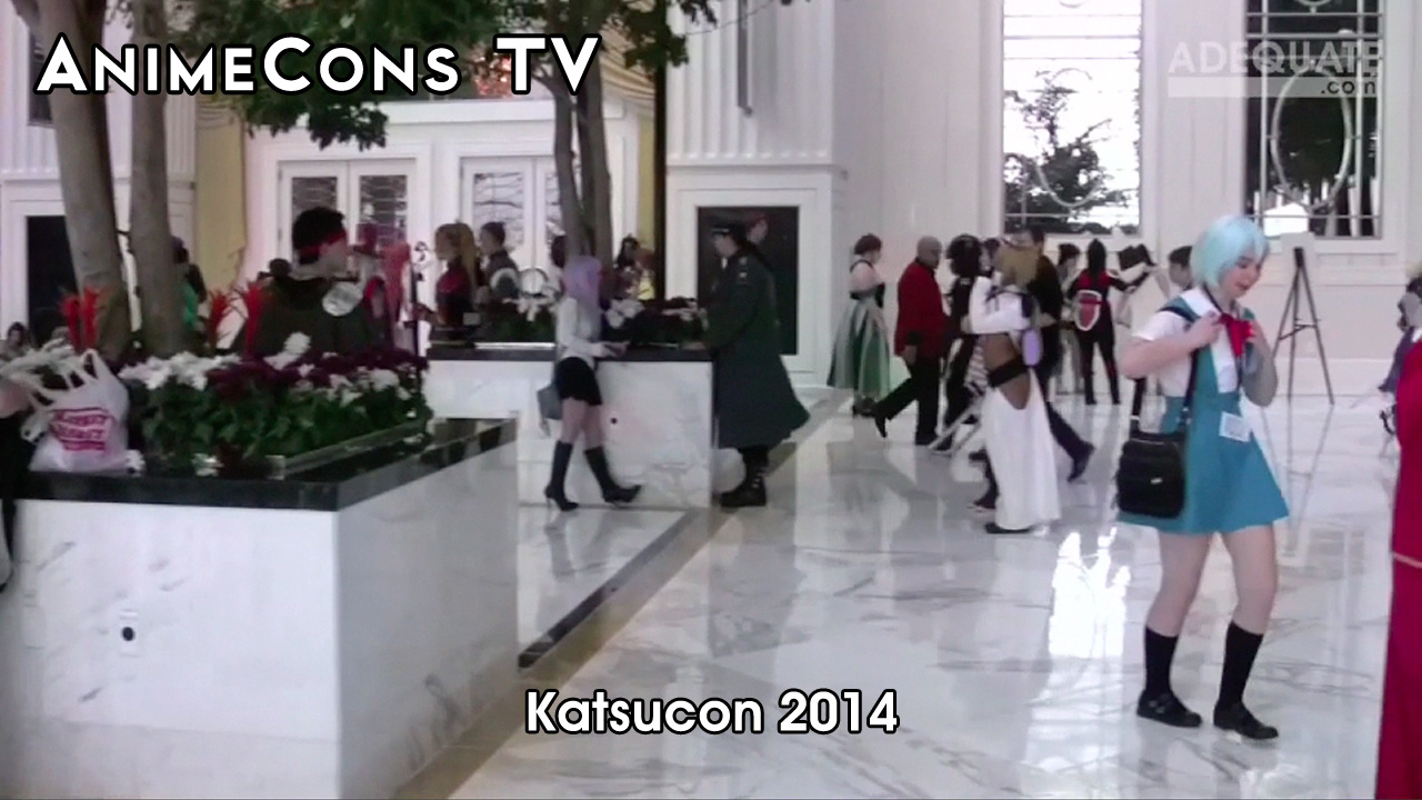 AnimeCons TV - Katsucon 2014 Report