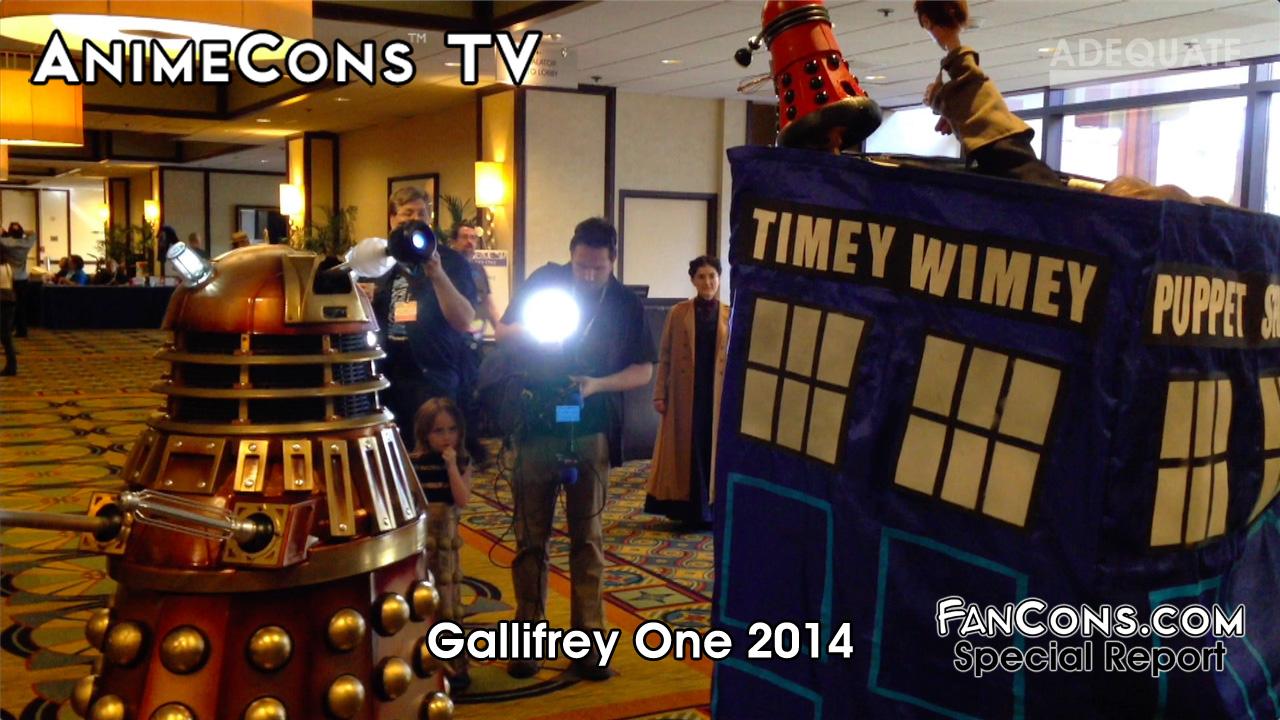 AnimeCons TV - Gallifrey One 2014 Report