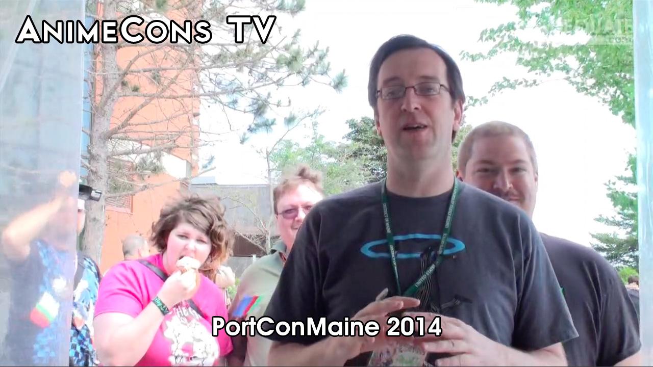 AnimeCons TV - PortConMaine 2014 Report