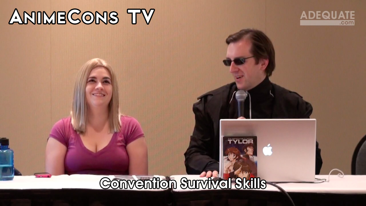 AnimeCons TV - Convention Survival Skills