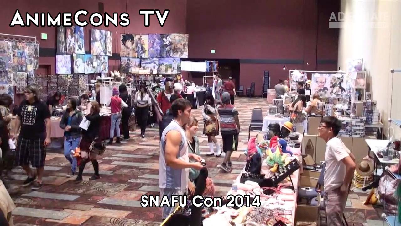 AnimeCons TV - SNAFU Con 2014 Report
