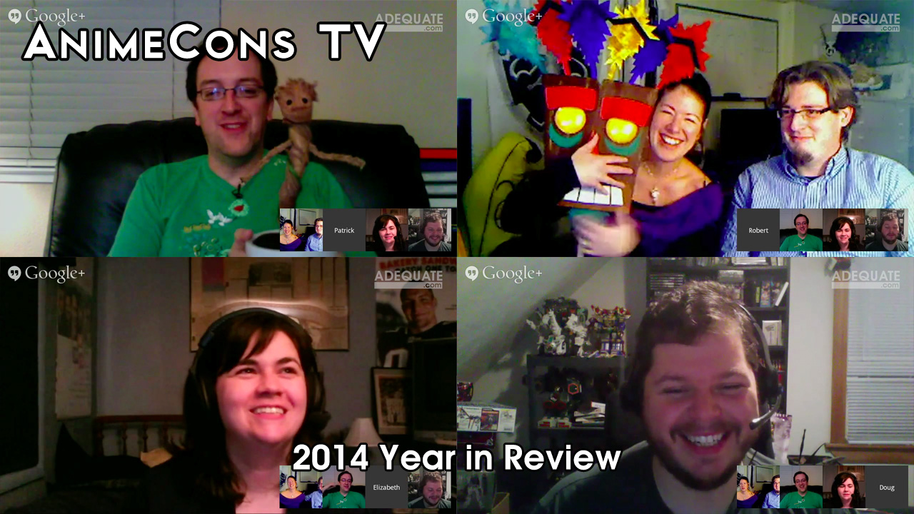 AnimeCons TV - 2014 Year in Review
