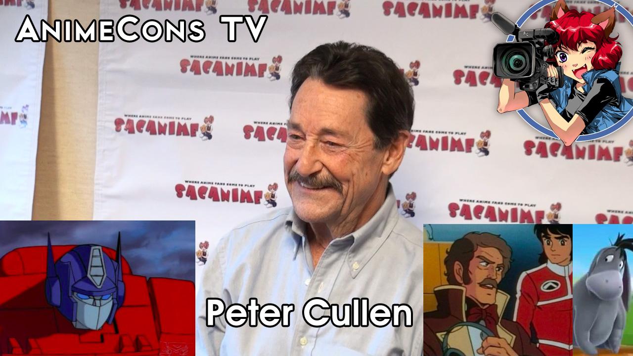 AnimeCons TV - Peter Cullen Interview
