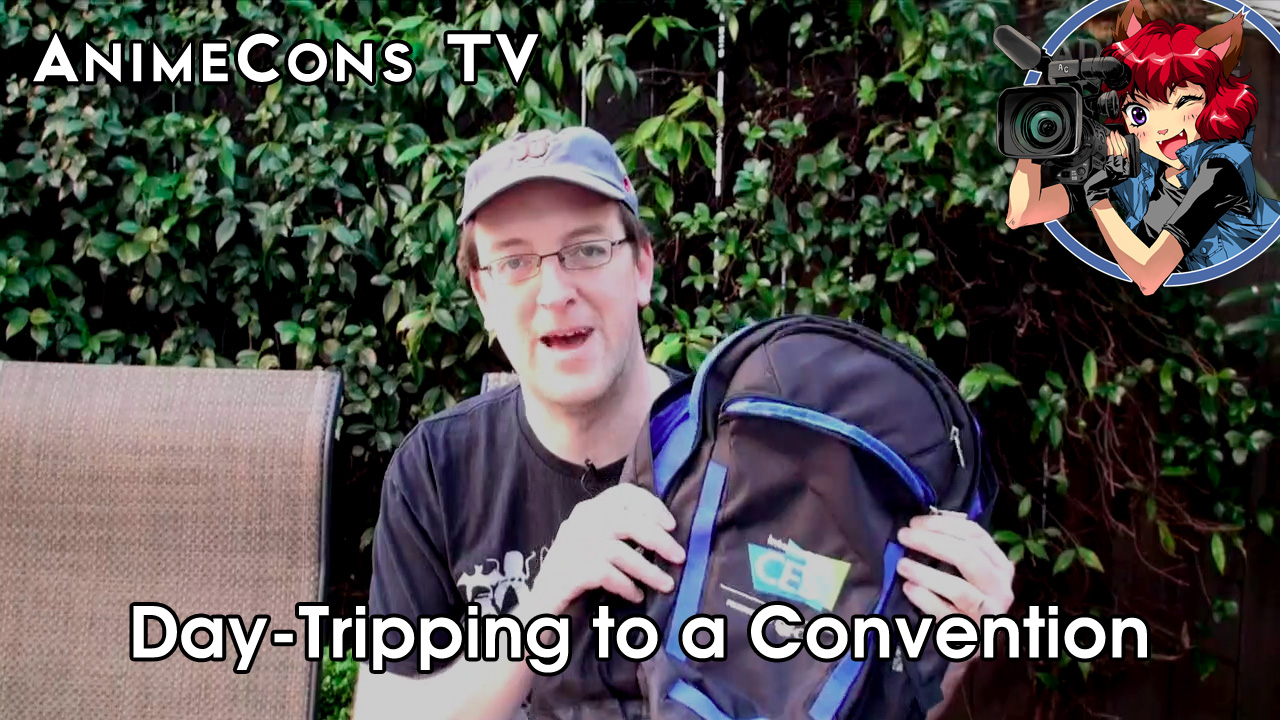 AnimeCons TV - Day-Tripping to a Convention