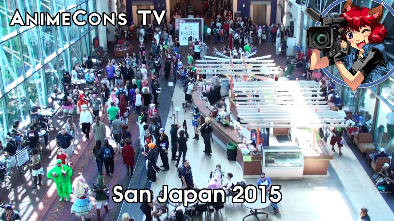 AnimeCons TV - San Japan 2015 Report