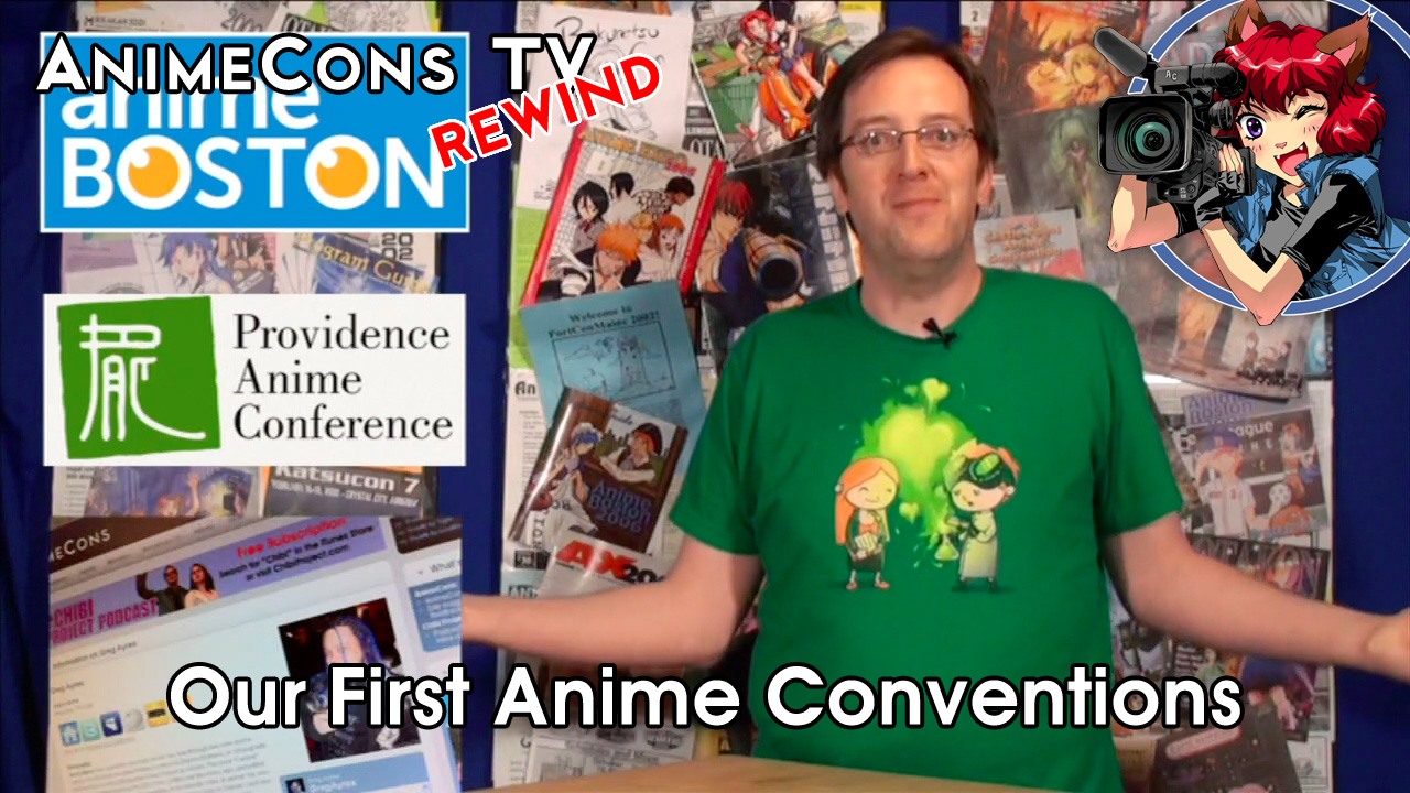 AnimeCons TV - Our First Anime Conventions