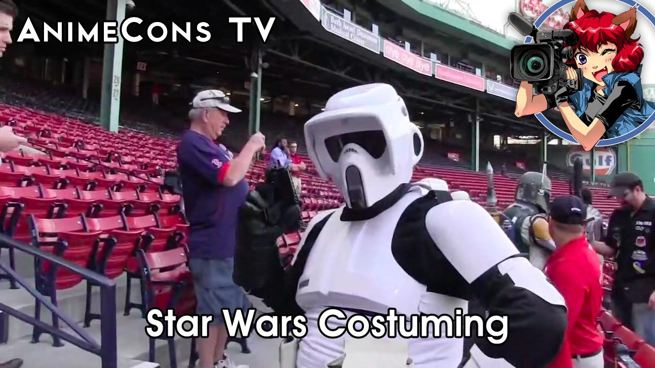 AnimeCons TV - Star Wars Costuming