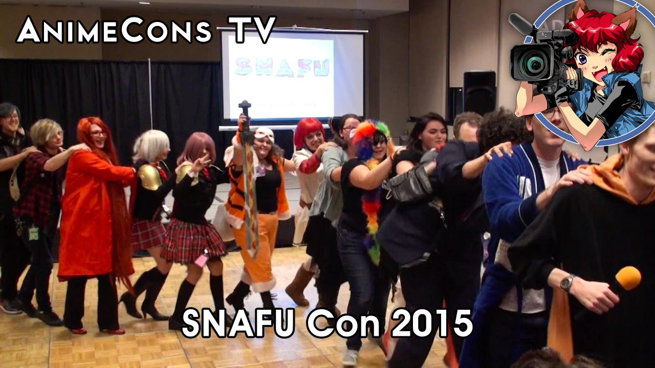 AnimeCons TV - SNAFU Con 2015 Report