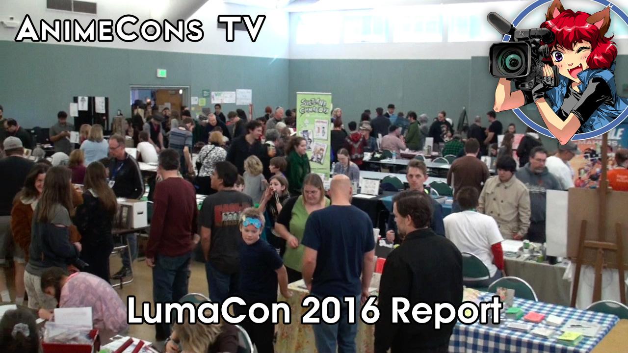 AnimeCons TV - LumaCon 2016 Report